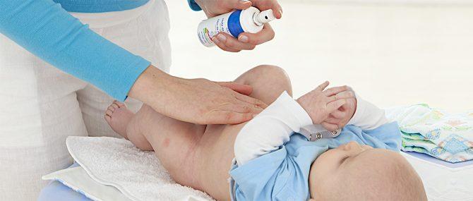 Imagen: Lociones y cremas para el bebé