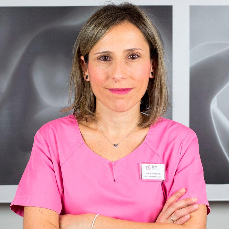 Dª. Macarena Ureña Granero