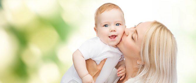 Imagen: Las madres maduras tienen genes rejuvenecedores