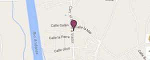 Mapa Almería FIV