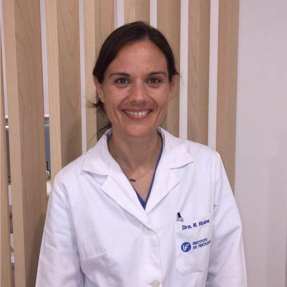 Ginecóloga Dra. Vicens