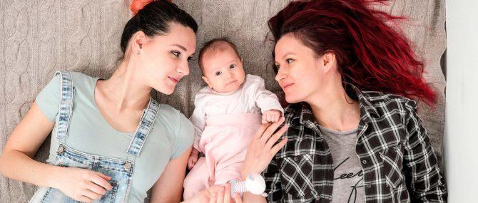 Imagen: La maternidad compartida