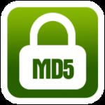 MD5 encriptation