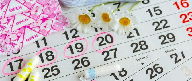 Imagen: Menstruaciones normales