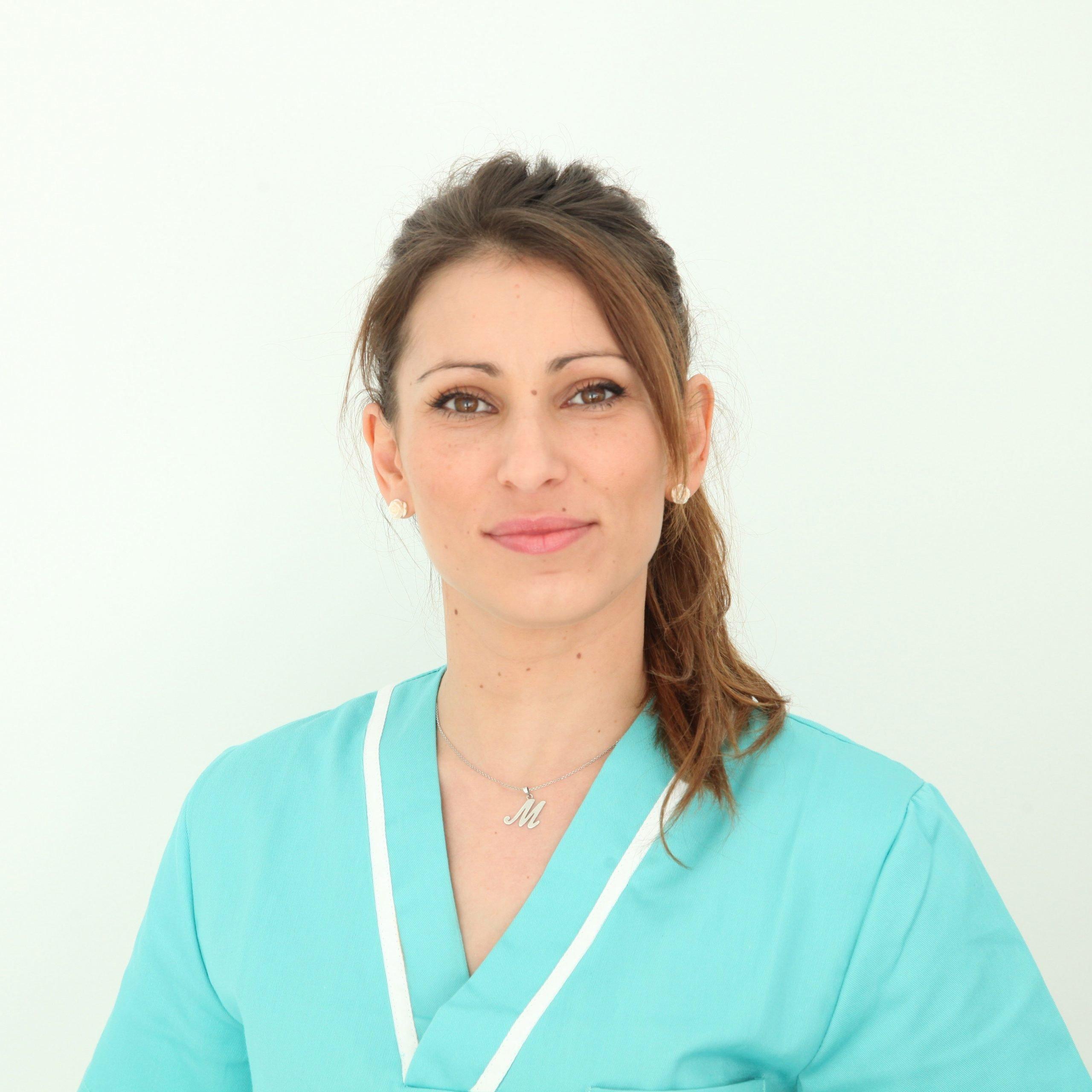 Mónica Moraru-Auxiliar enfermería