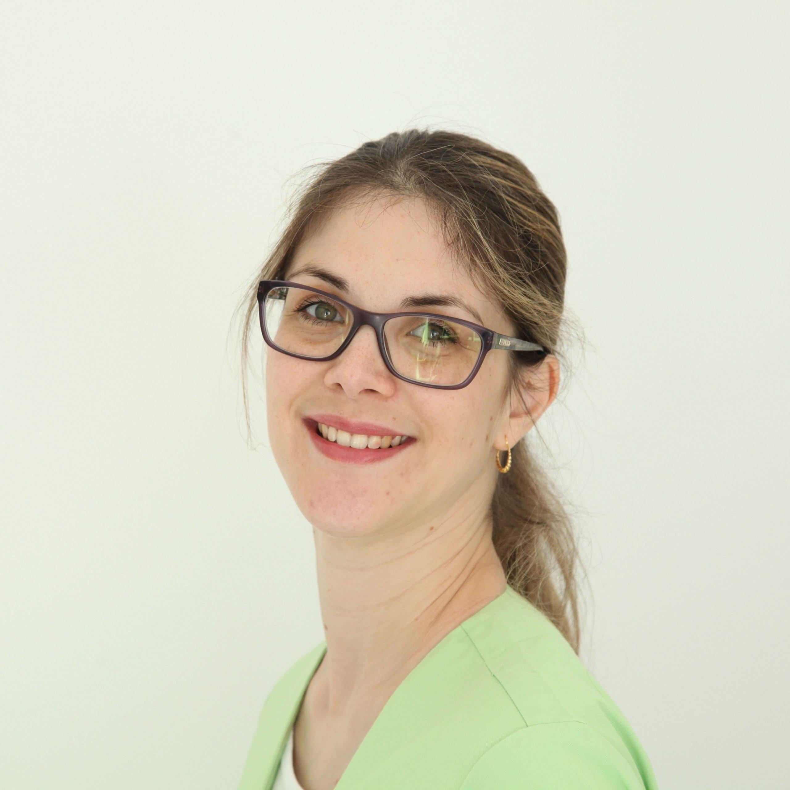 Nathalie Kunsch-Atención al paciente