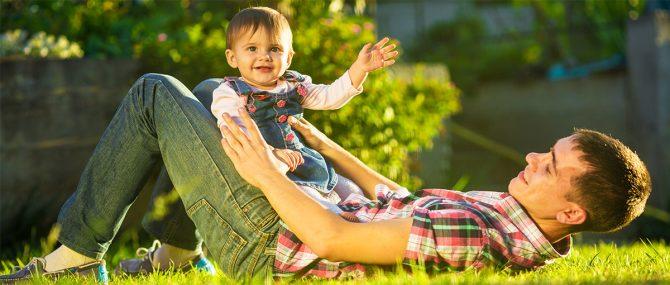Imagen: Ser padre en solitario