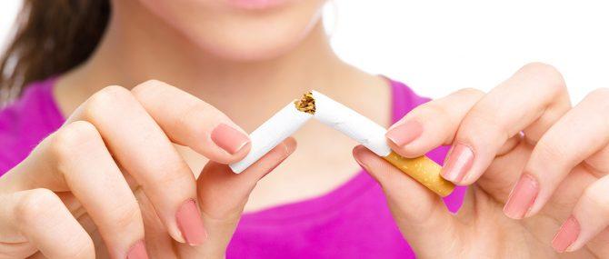 Fumadores y menopausia