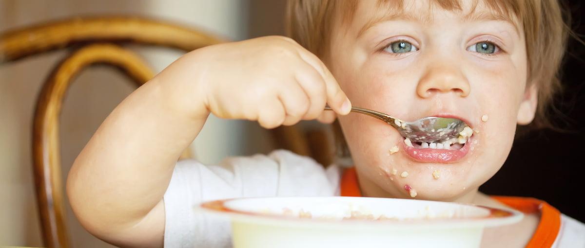 Alimentos alergénicos en bebés