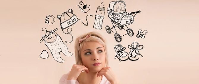 Imagen: Perfil de mujeres que desean tener un hijo