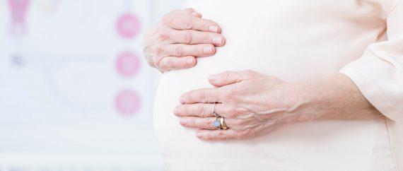 Imagen: La postergación de la maternidad incrementa los riesgos para la madre y el bebé