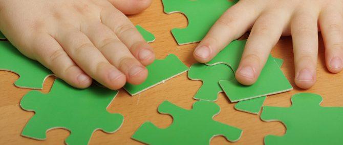 Imagen: Piezas de puzzle