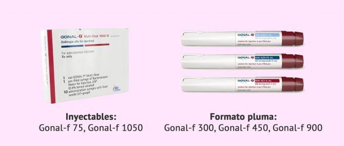 Gonal-f: dosis, precios y administración para FIV