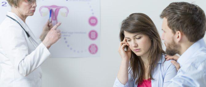 Imagen: Primera consulta en reproducción asistida