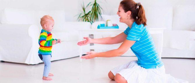 Imagen: Actividades estimulación precoz 6-12 meses