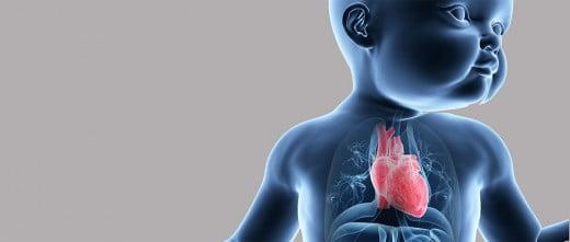 Problemas cardíacos del bebé