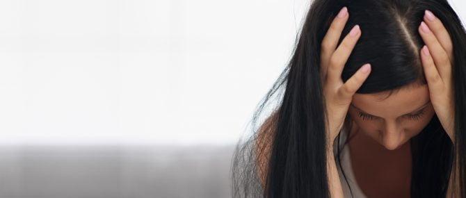 Imagen: Baja autoestima por infertilidad