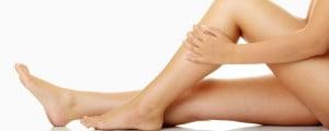 Alteraciones en las piernas