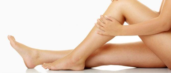 Imagen: Alteraciones en las piernas