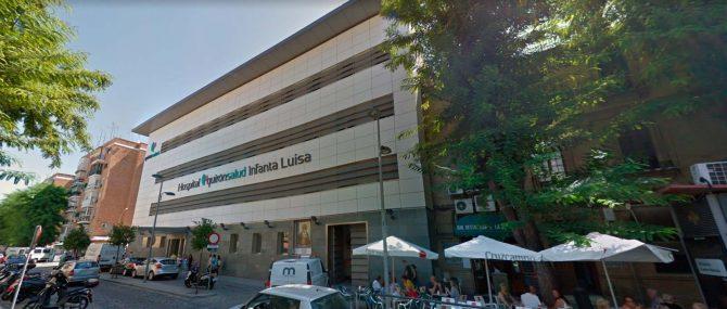 Instituto Génesis en el Hospital Quirónsalud Infanta Luisa