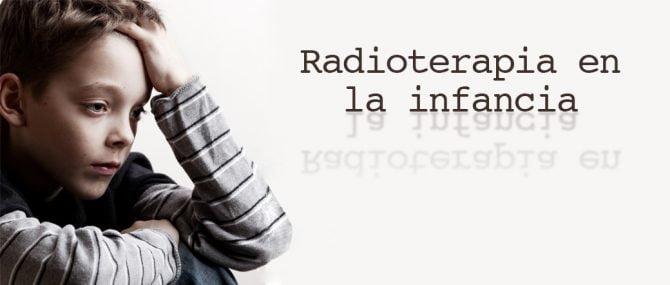 Radioterapia en la infancia y fertilidad