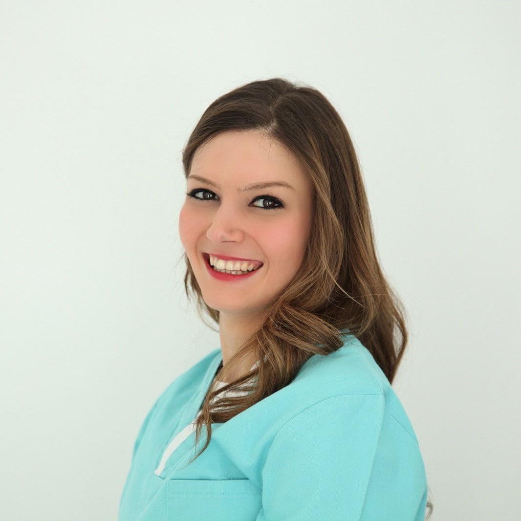 Raquel Pascua-Enfermera