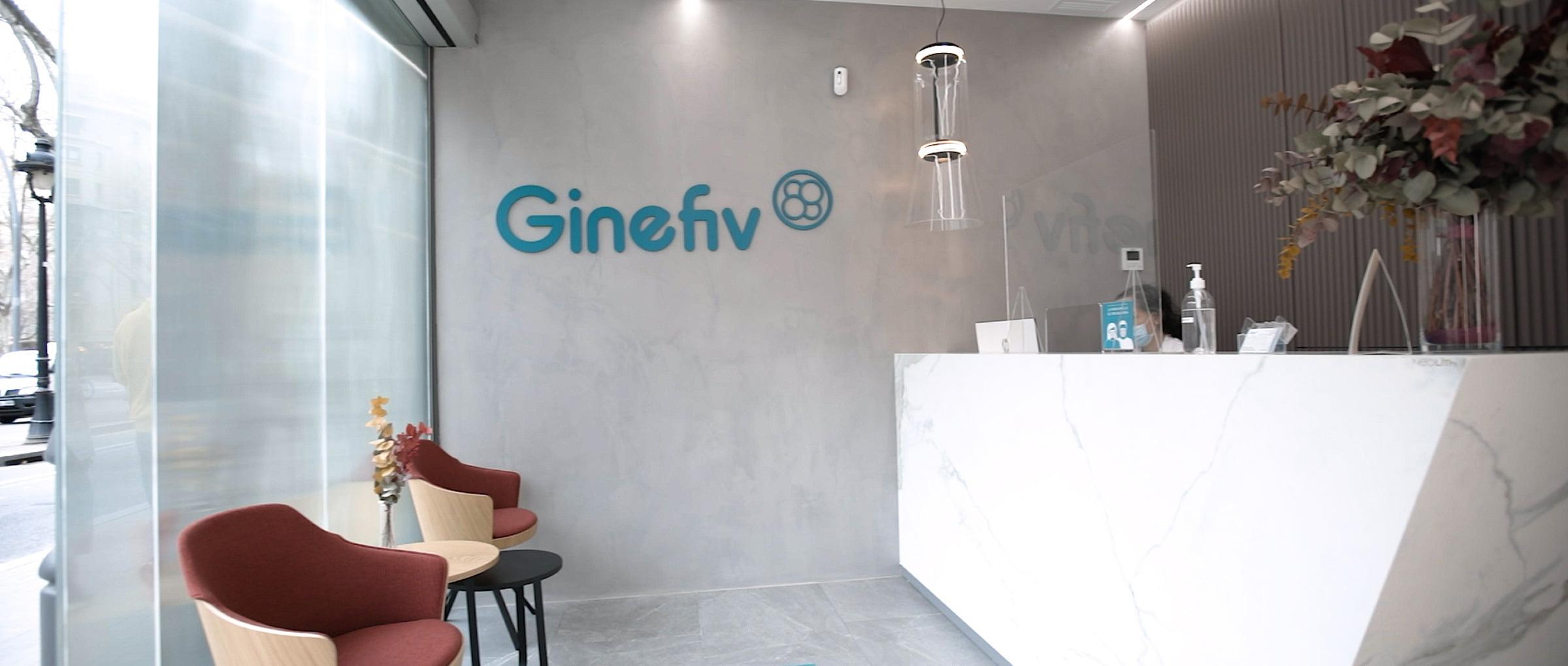 Recepción de Ginefiv Barcelona