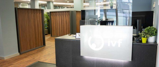 Imagen: Recepción IVF Donostia