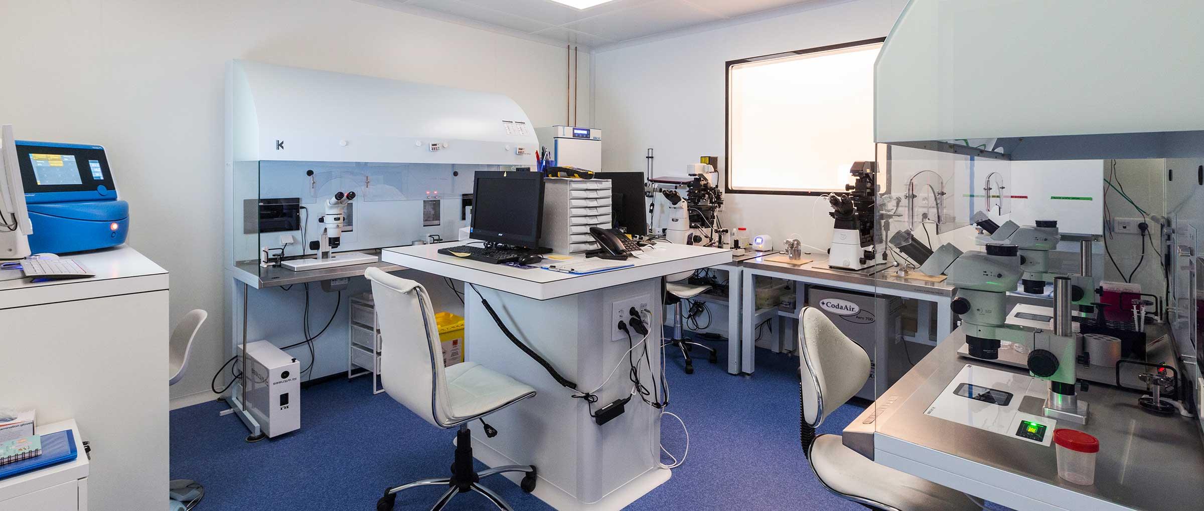 Reproduccion Bilbao embriologas laboratorio