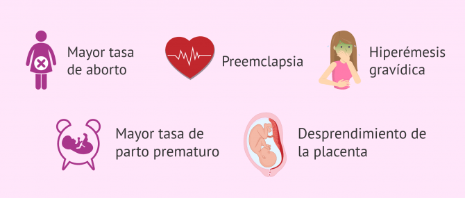 Imagen: ¿Qué riesgos se asocian a un embarazo en mujeres mayores de 40 años?
