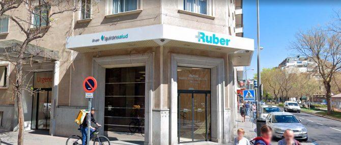 Hospital Ruber Juan Bravo Quirónsalud