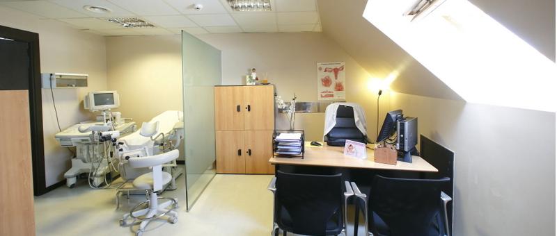 Consulta médica del HM Fertility Center - Maternidad HM Belén