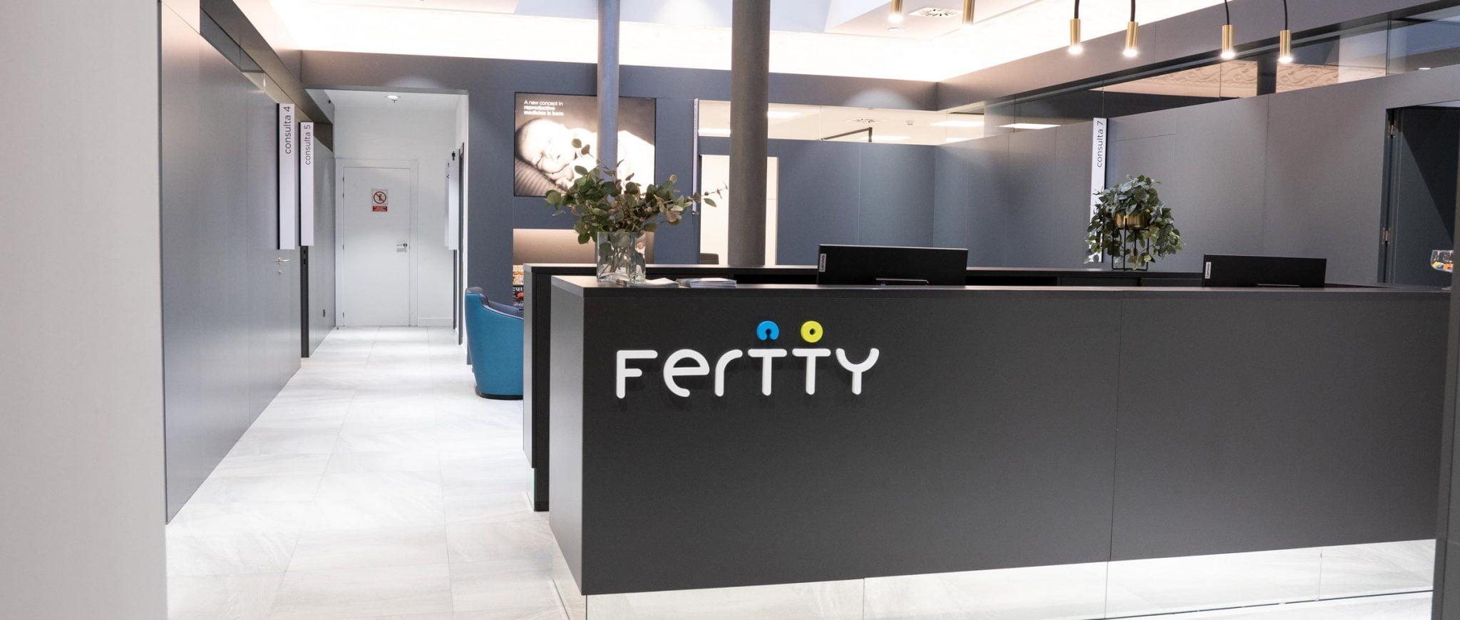 Segunda recepción de Fertty