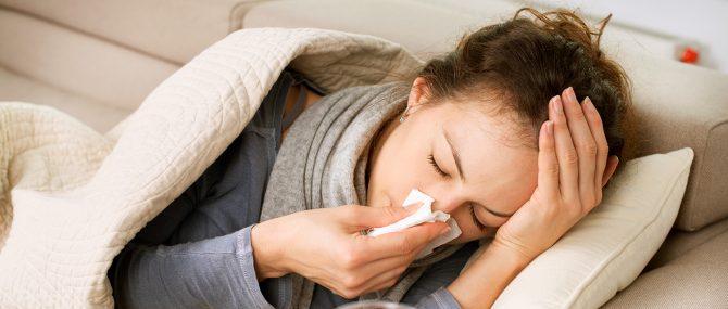 Imagen: Efectos gripales
