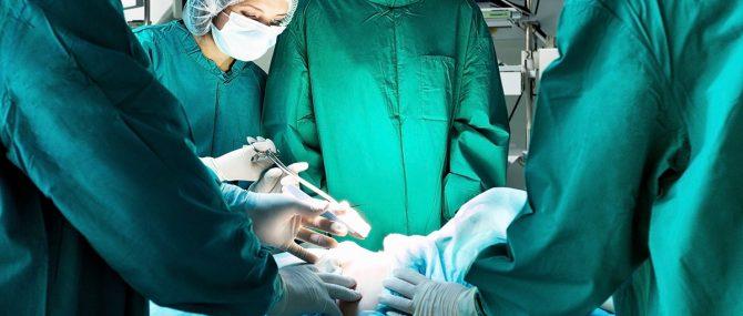 Imagen: Operación trasplante de útero