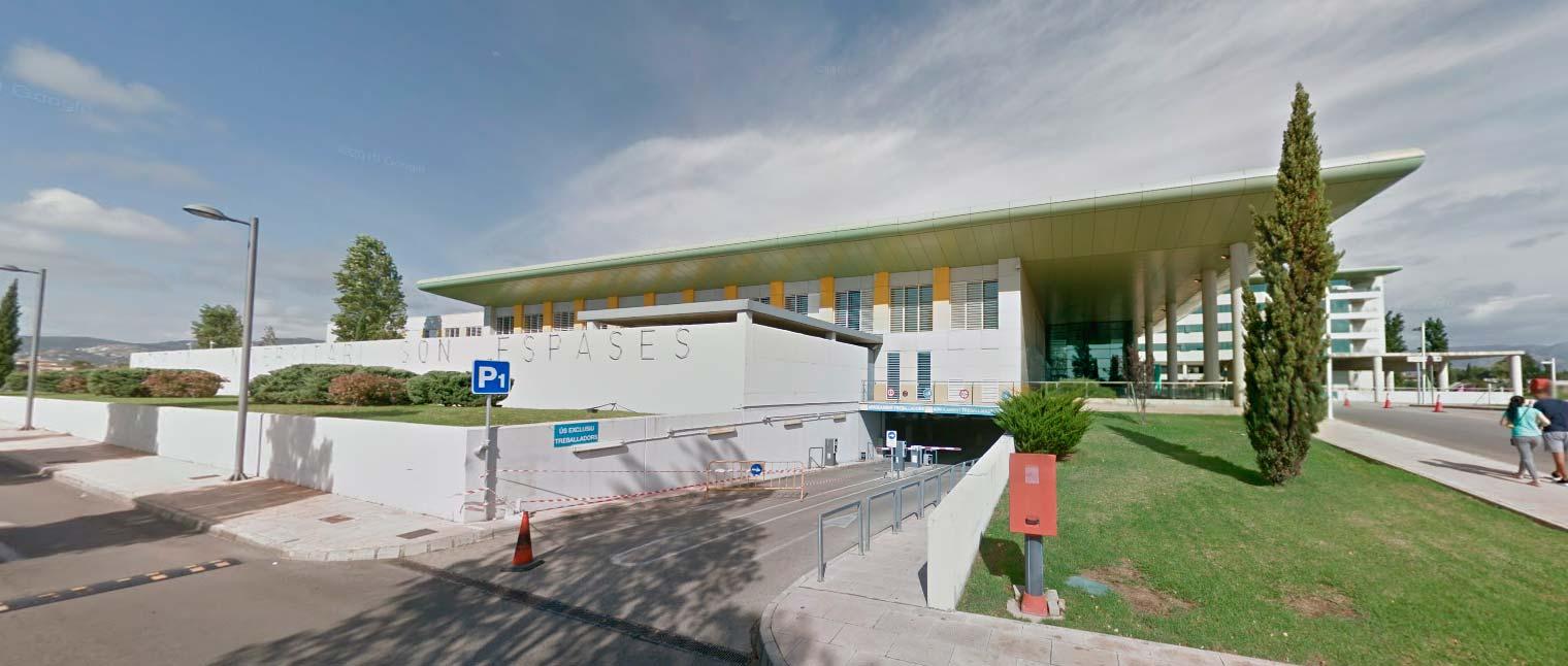 Hospital Son Espases en Palma