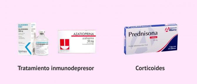 Imagen: Tratamiento para enfermedades autpinmunes