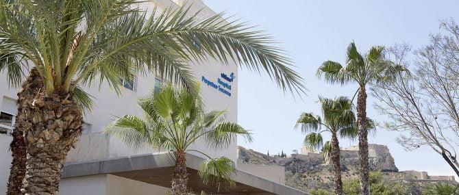 Unidad Phi Fertility Center fachada