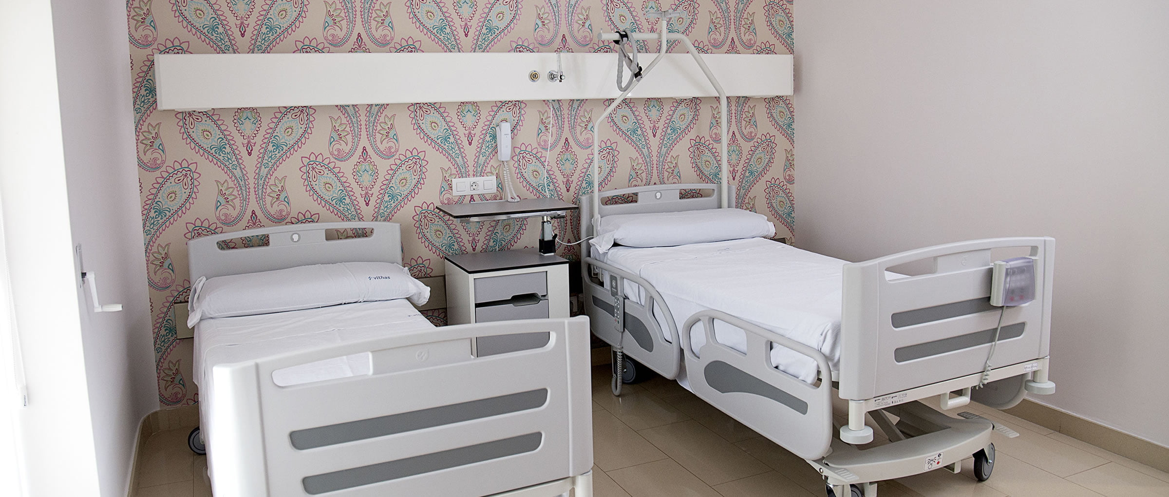 Unidad Phi Fertility Center habitacion