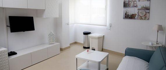Unidad Phi Fertility Center instalaciones