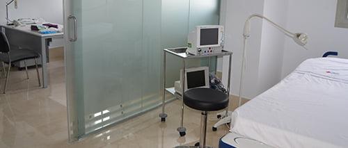 UR La Vega habitacion de recuperacion