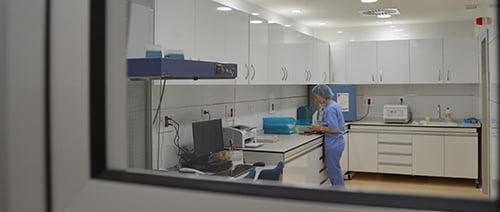 UR La Vega laboratorio