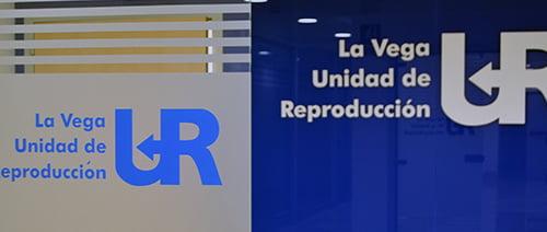 UR La Vega logotipo