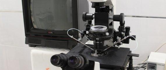 UR Montpellier equipamiento laboratorio