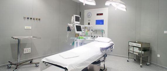 UR Montpellier quirofano