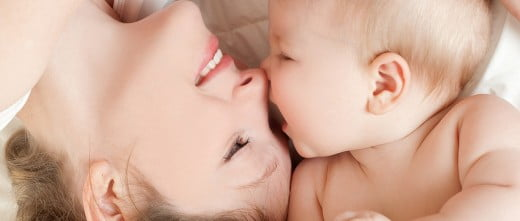 Imagen: Vínculo entre los padres y el bebé