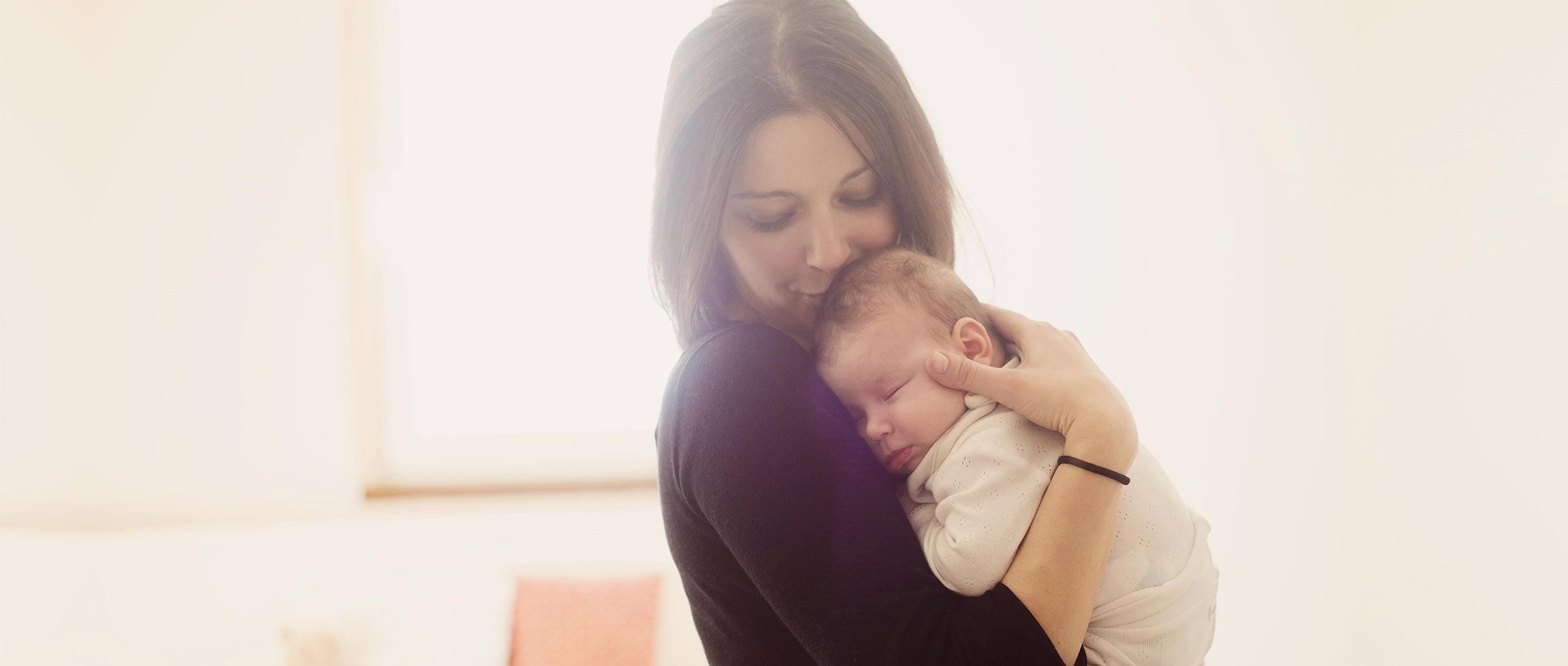 Volver a casa tras el nacimiento