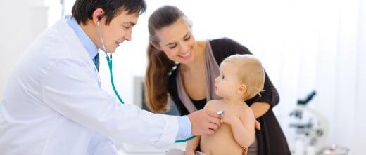 Constipados en bebés