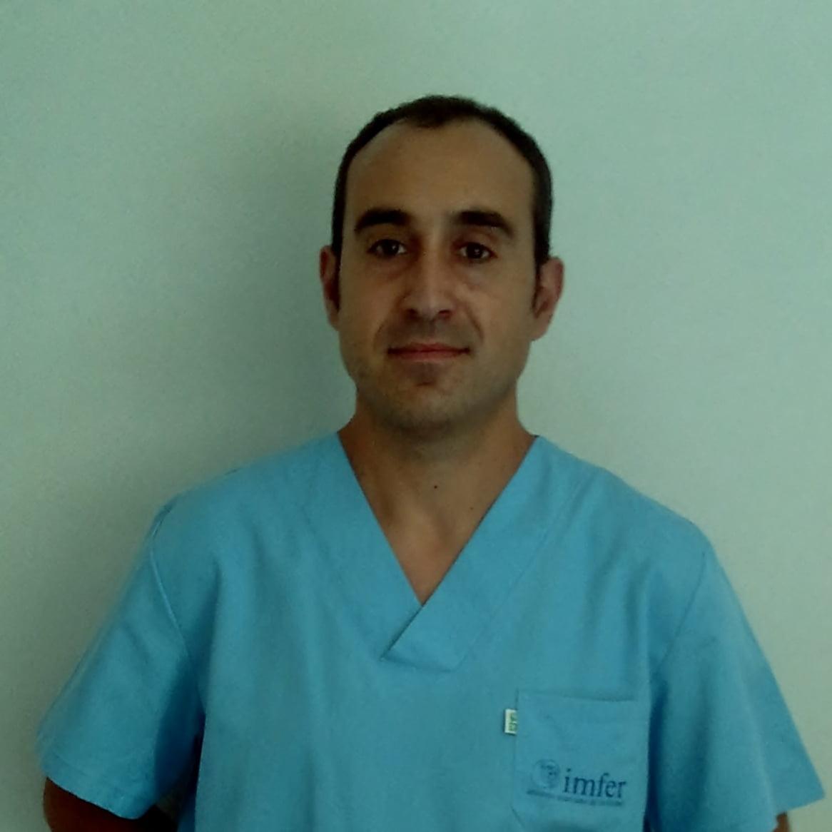 Dr. Jose Sánchez Férez