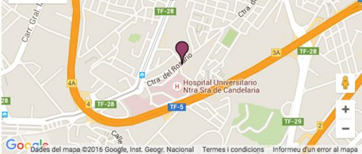 Residencia la candelaria - Hospital nuestra senora de la candelaria tenerife ...